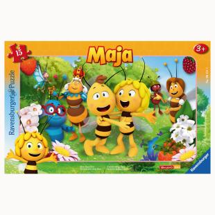Puzzle Biene Majas Welt