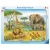 Puzzle Afrikas Tierwelt