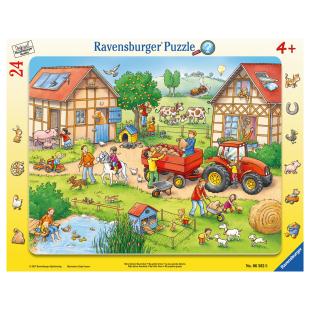 Puzzle Mein kl. Bauernhof