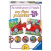 Puzzle Allerlei Fahrzeuge
