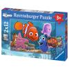 Puzzle Nemo der kleine Aus-