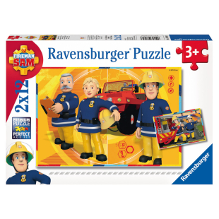 Puzzle FS Sam im Einsatz