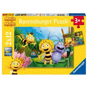 Puzzle Ausflug m.Biene Maja