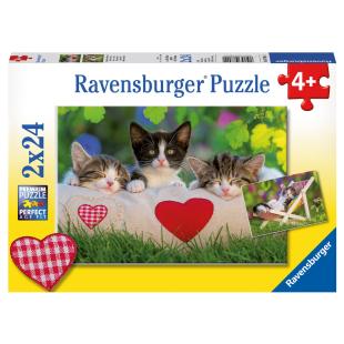 Puzzle Kätzchen