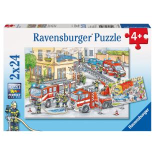 Puzzle Helden im Einsatz
