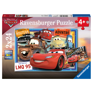 Puzzle Disney Cars
