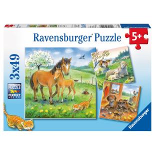 Puzzle Kuschelzeit