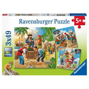 Puzzle Abenteuer auf See
