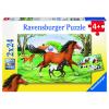 Puzzle Welt der Pferde