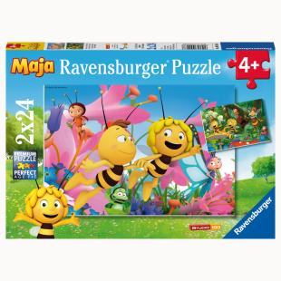 Puzzle Die kleine Biene Maja