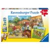 Puzzle Mein Reiterhof,