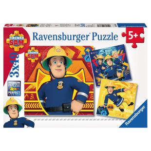 Puzzle FS Bei Gefahr Sam