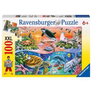 Puzzle Bunter Ozean