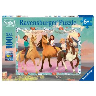 Puzzle Lucky et ses amies