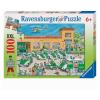 Puzzle Polizeirevier