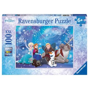 Puzzle Frozen Eiszauber