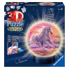 Puzzleball Pferde Nachtlicht