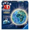 Puzzleball Nachtlicht Erde