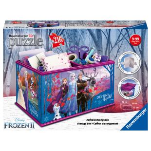 Puzzle 3D Box Frozen 2