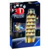 Puzzle 3D Pisa bei Nacht