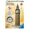 Puzzle 3D Big Ben mit Uhr