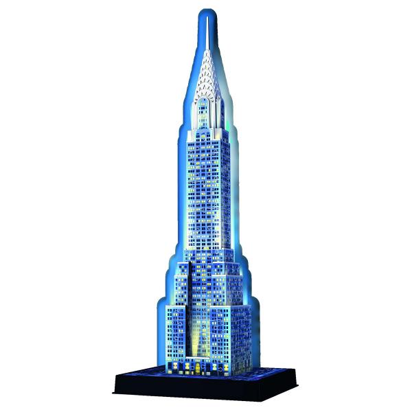 Puzzle 3D Chrysler Building