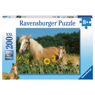 Puzzle Pferdeglück