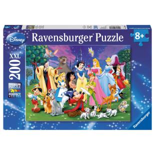 Puzzle Disney Lieblinge
