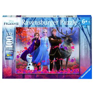 Puzzle Frozen 2 Magie des