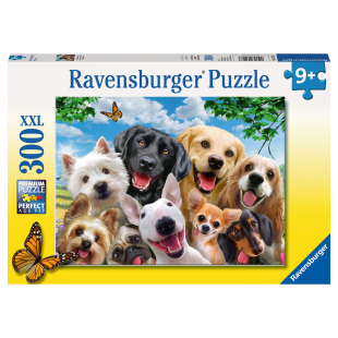 Puzzle Delighted Dogs