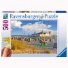 Puzzle Strandkörbe Ostsee