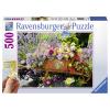 Puzzle Blumenarrangement