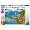 Puzzle Hallstatt Österreich