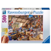 Puzzle Grossmutters Dachboden