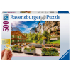 Puzzle Lauterbrunnen