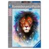 Puzzle Majestätischer Löwe