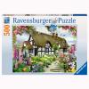 Puzzle Verträumtes Cottage
