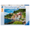 Puzzle Comer See, Italien