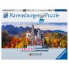 Puzzle Schloss Neuschwan-