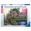 Puzzle Romantisches Cottage