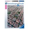 Puzzle Barcelona von Oben