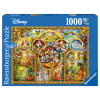 Puzzle Disney Themen