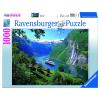 Puzzle Norwegischer Fjord