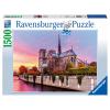 Puzzle Malerisches Notre Da-