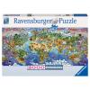 Puzzle Wunder der Welt