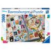 Puzzle Lieblingsbriefmarken