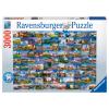 Puzzle 99 Beautiful Places