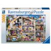 Puzzle Gelini Puppenhaus