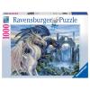Puzzle Mystische Drachen