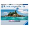 Puzzle Reif für die Insel